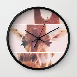 Hidden nature Wall Clock