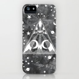 Gypsy Fortuneteller iPhone Case