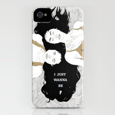Missing Pieces (My Valentine) iPhone (4, 4s) Slim Case