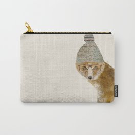indy fox Carry-All Pouch