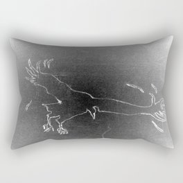 Caw Rectangular Pillow