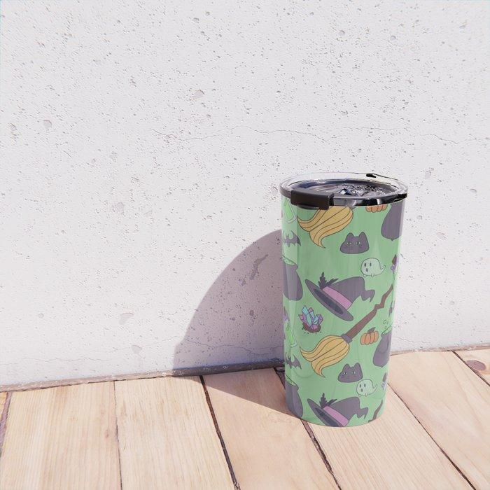 Wicked Fun Green Travel Mug