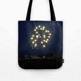 July 4 Celebration Tote Bag