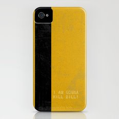 Kill Bill Slim Case iPhone (4, 4s)