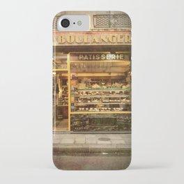 La Boulangerie Paris iPhone Case