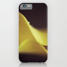 Calla Lilly AbstractII Slim Case iPhone 6s