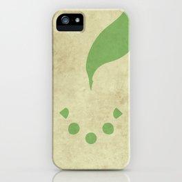 Chikorita iPhone Case