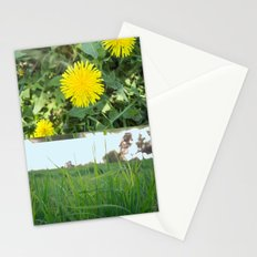 Grass Dandy Stationery Cards