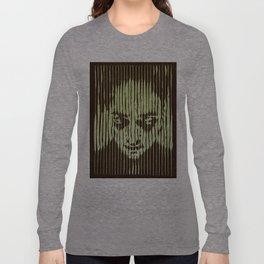 no casualities - green version Long Sleeve T-shirt