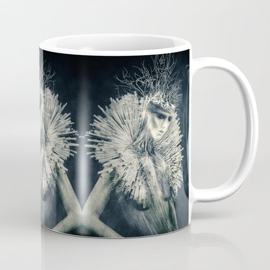 Dark Portrait III  (colour option) Coffee Mug
