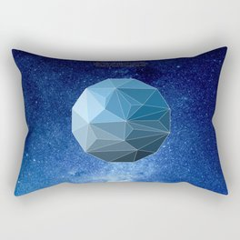 Continuum Space Rectangular Pillow