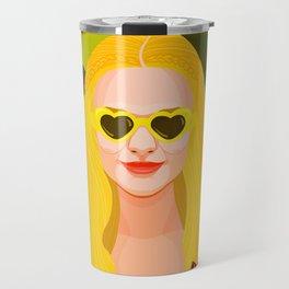 Roller Girl Travel Mug