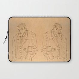 The Waiter Laptop Sleeve