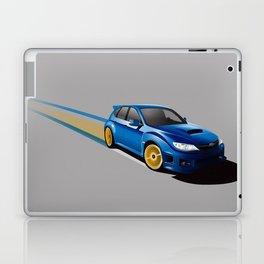 Blue Wonder Laptop & iPad Skin