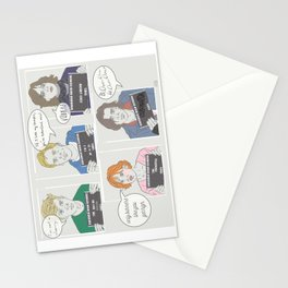 The Breakfast Club Quotes Stationery Cards