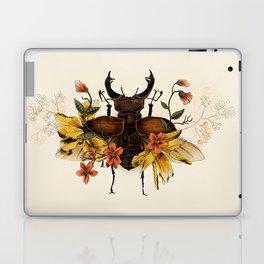 Blooming Beetle Laptop & iPad Skin