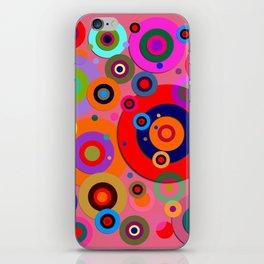 Op Art #18 iPhone Skin