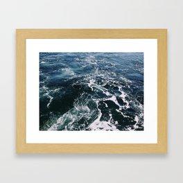 Pacific Ocean Framed Art Print