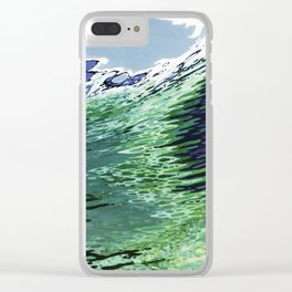 Under A Clear Sky Juul Decor Clear iPhone Case