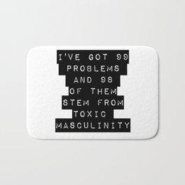 Toxic! Bath Mat