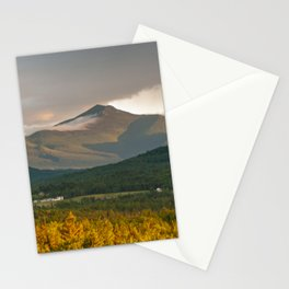 Mount Washington #1 Stationery Cards