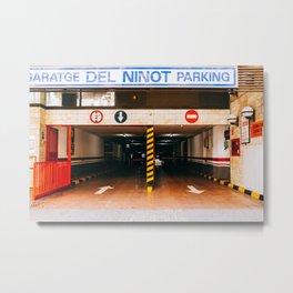 Eixample - Barcelona, Spain - #6 Metal Print