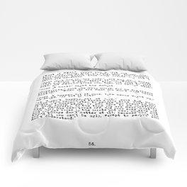 Becoming Real, Velveteen Rabbit Quote Comforters