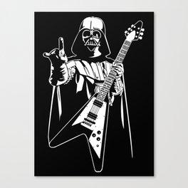Vader Rocks Canvas Print