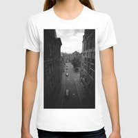 edinburgh T-shirts featuring Edinburgh by Jane Lacey Smith