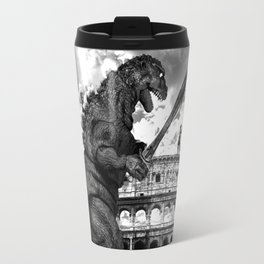 Godzilla World Tour Rome Travel Mug