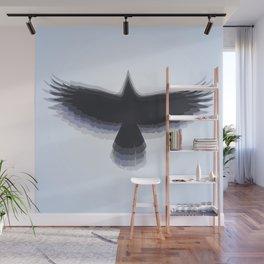 5.0.1 - Blue Wall Mural