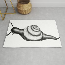 Slow Down and See the Stars Rug