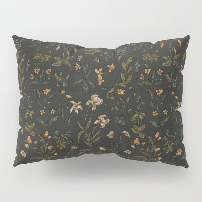 Old World Florals Pillow Sham