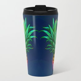 Pineapple Skull Travel Mug