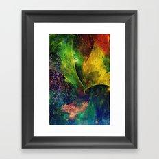 Blanket of Stars 2 Framed Art Print