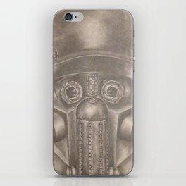 Steampunk Mask iPhone Skin