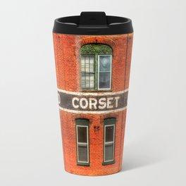Cortland Corset Company Travel Mug