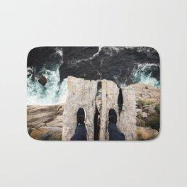 Natures Diving Board Bath Mat