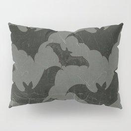ANTIQUE  SHABBY CHIC  BATS ART DESIGN Pillow Sham