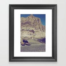 Private Paradise  Framed Art Print