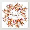 Thankful wreath  by craftberrybush
