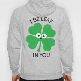 Cloverwhelming Support Hoody