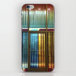 Rando: Foster Library iPhone Skin