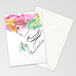 French perfume Stationery Cards