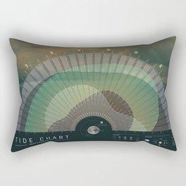 RWC Tide Chart Rectangular Pillow