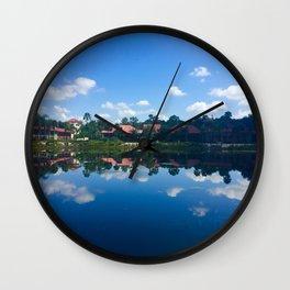 Coronado Springs 1 Wall Clock