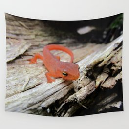 The Charismatic Newt Wall Tapestry
