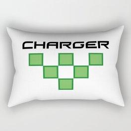 Charger Rectangular Pillow