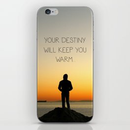 Try Not to Worry... iPhone Skin