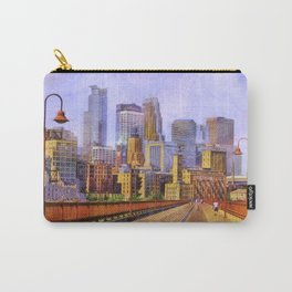 The city is calling my name today. Carry-All Pouch